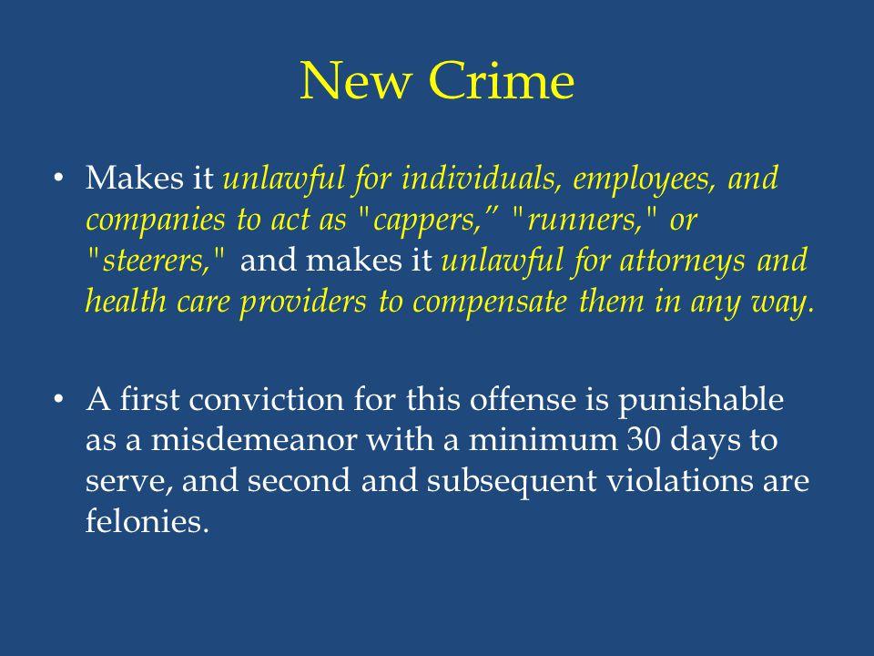 New Crime