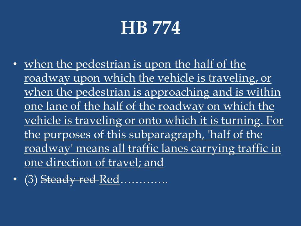 HB 774