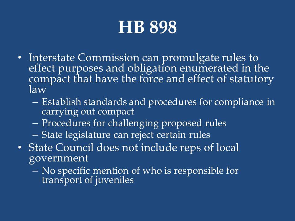 HB 898