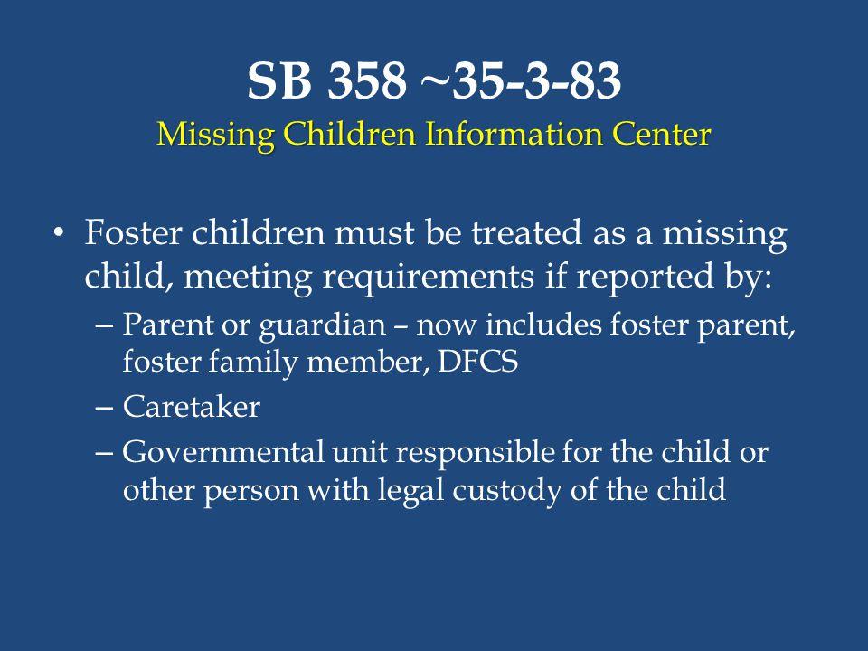 Missing Children Information Center