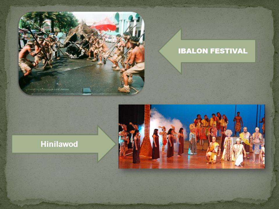 IBALON FESTIVAL Hinilawod