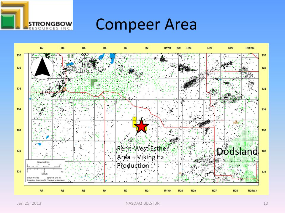 Compeer Area Dodsland Penn-West Esther Area – Viking Hz Production