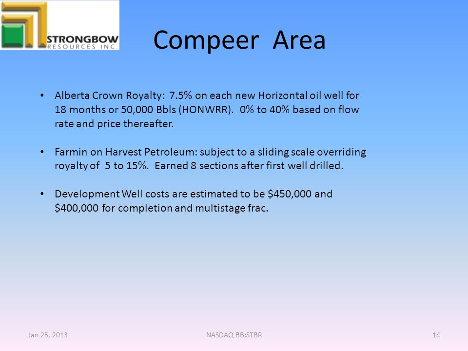 Compeer Area