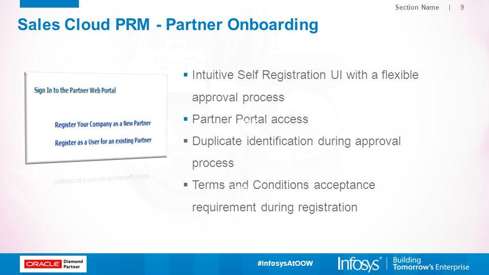 Sales Cloud PRM - Partner Onboarding
