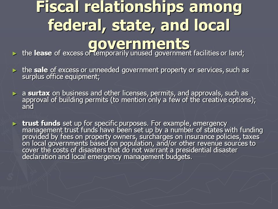 relationship among federal state and local government in nigeria