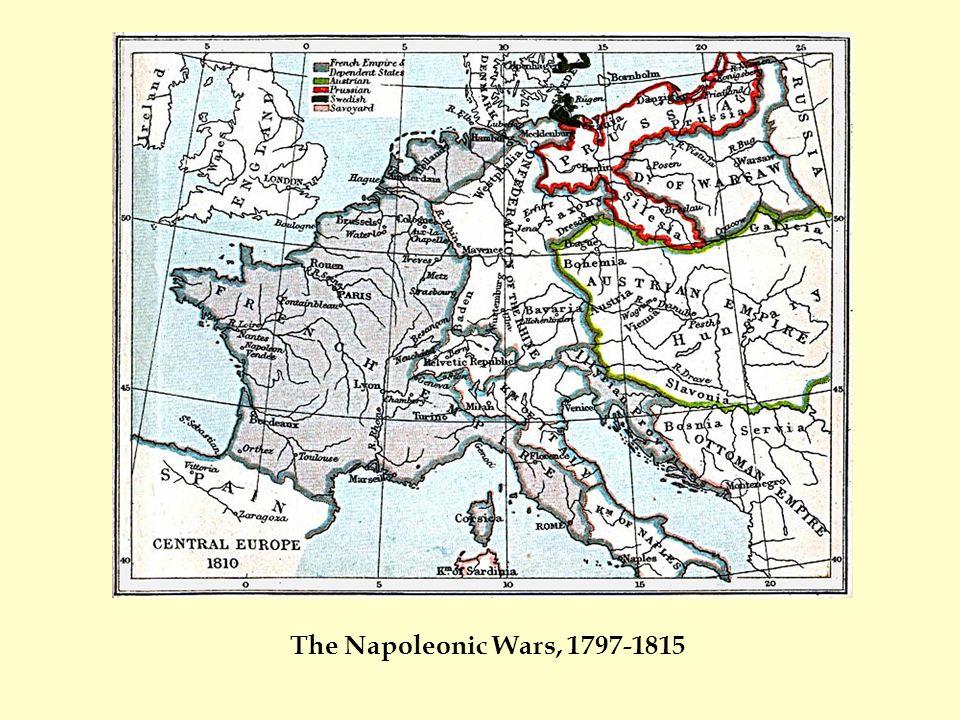 The Napoleonic Wars, 1797-1815
