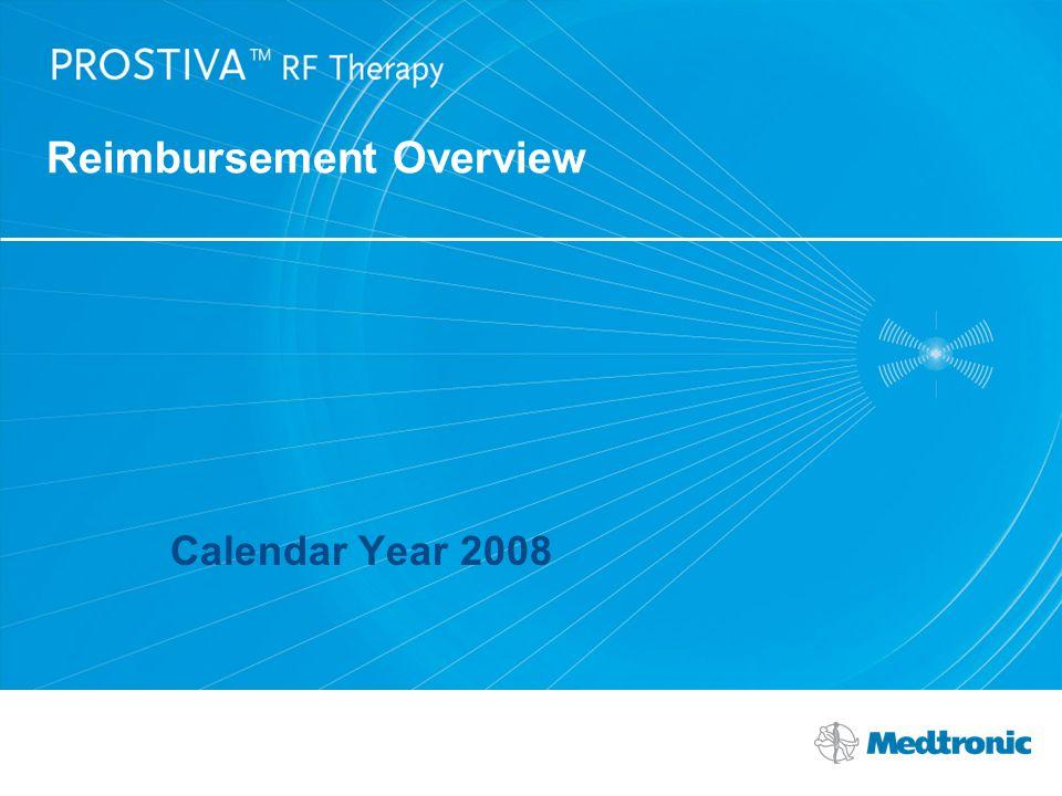 Reimbursement Overview