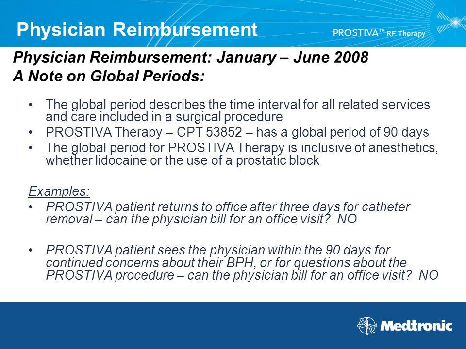 Physician Reimbursement