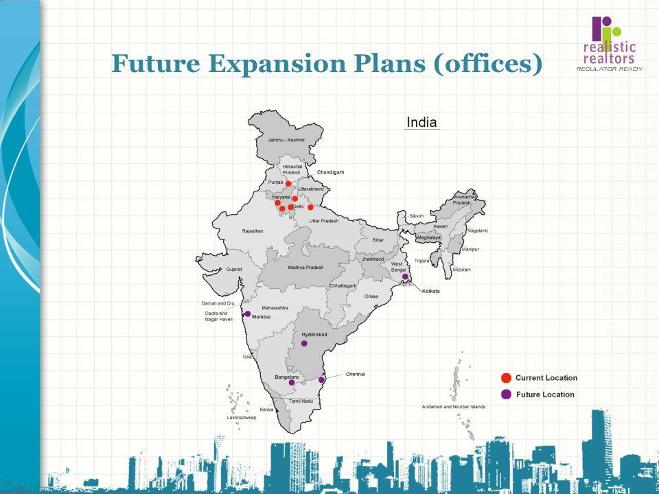 Future Expansion Plans (offices)