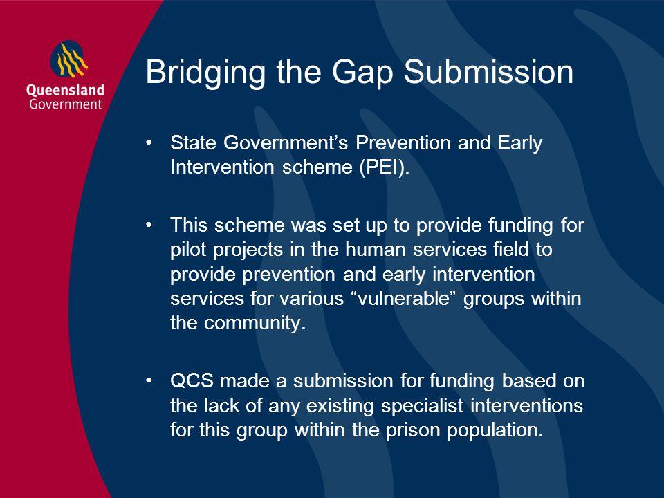 Bridging the Gap Submission