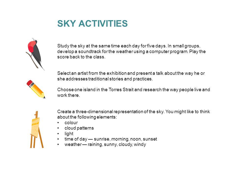 SKY ACTIVITIES