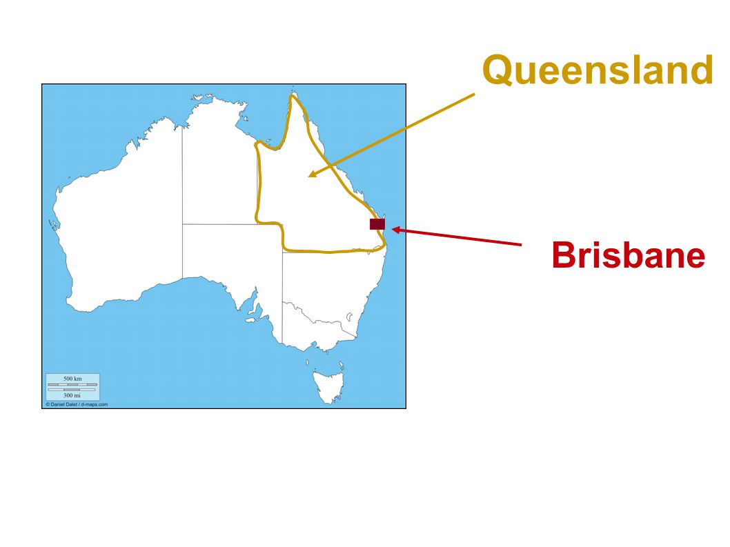 Queensland Brisbane