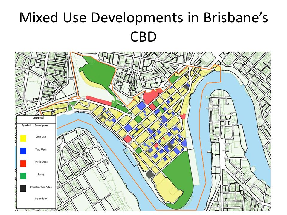 Mixed Use Developments in Brisbane's CBD