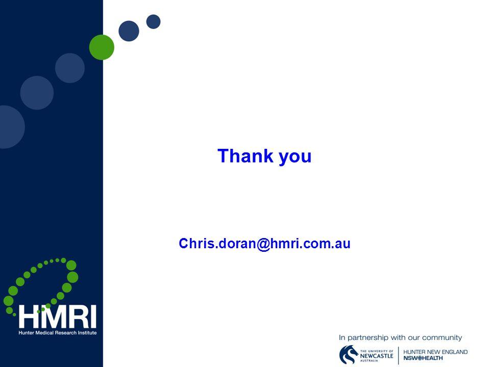 Thank you Chris.doran@hmri.com.au