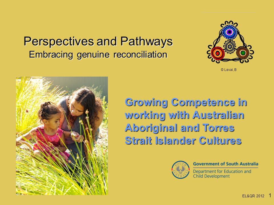 Perspectives and Pathways Embracing genuine reconciliation