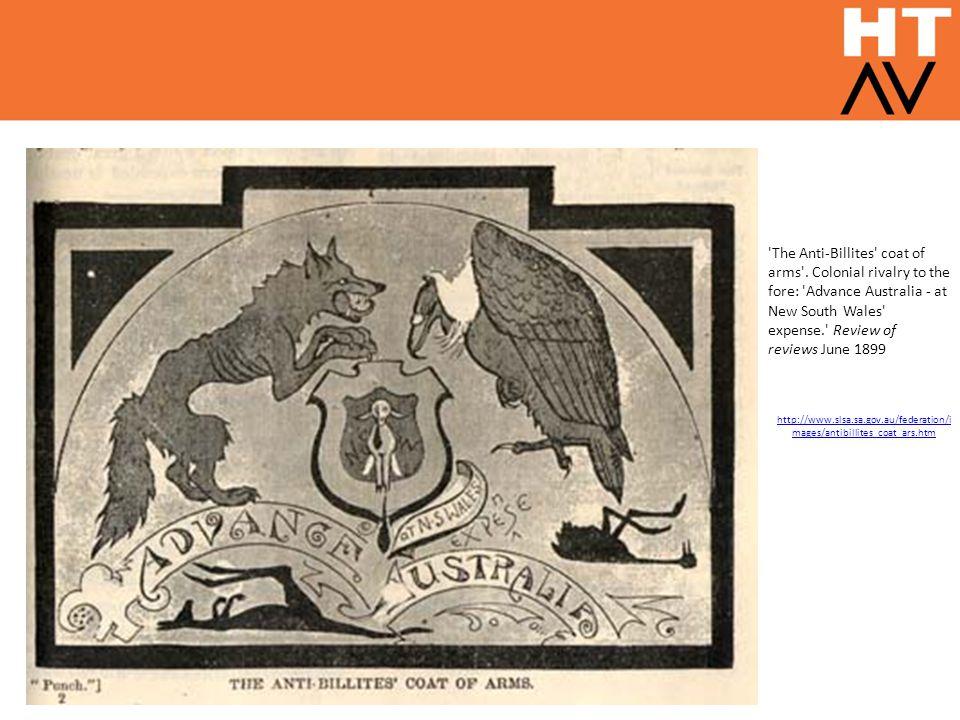 The Anti-Billites coat of arms