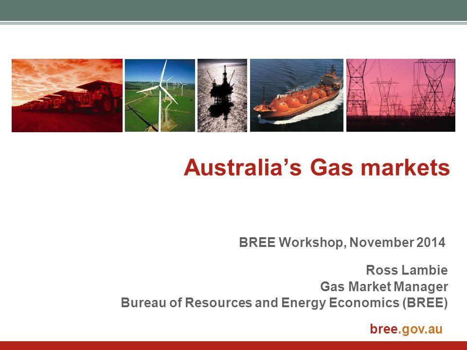 Australia's Gas markets