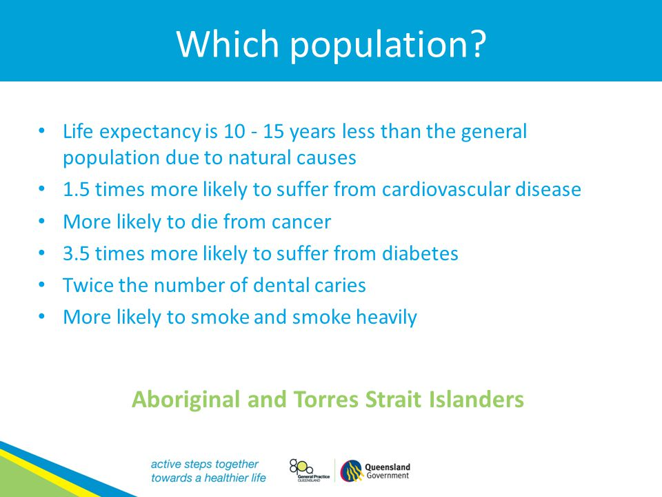 Aboriginal and Torres Strait Islanders