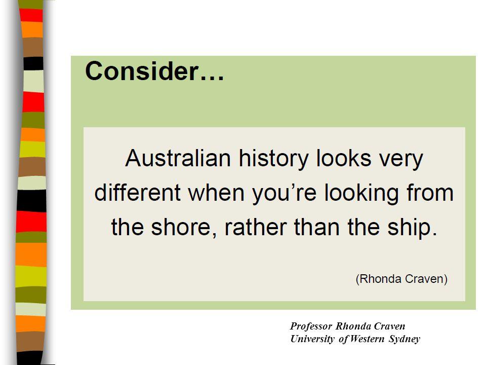 Professor Rhonda Craven