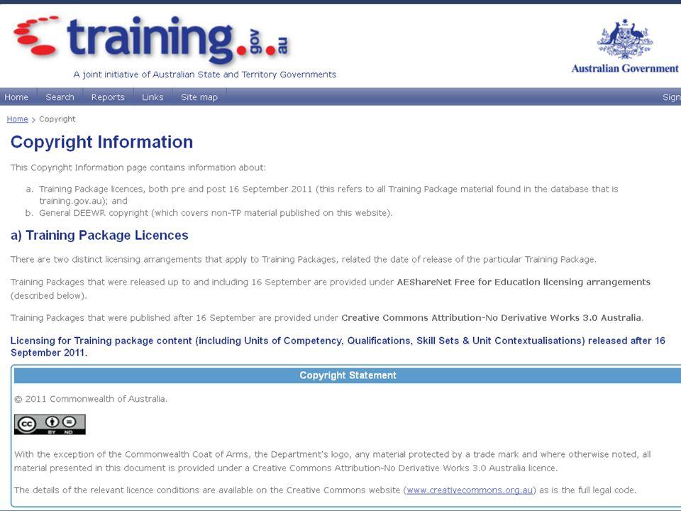 http://training.gov.au/Home/Copyright