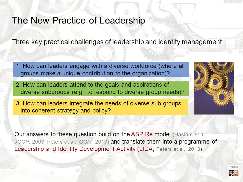The New Practice of Leadership