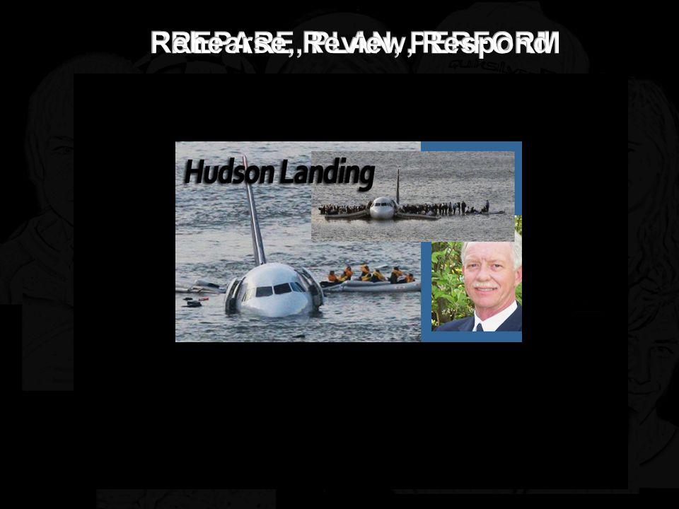 Prepare - Hudson landing