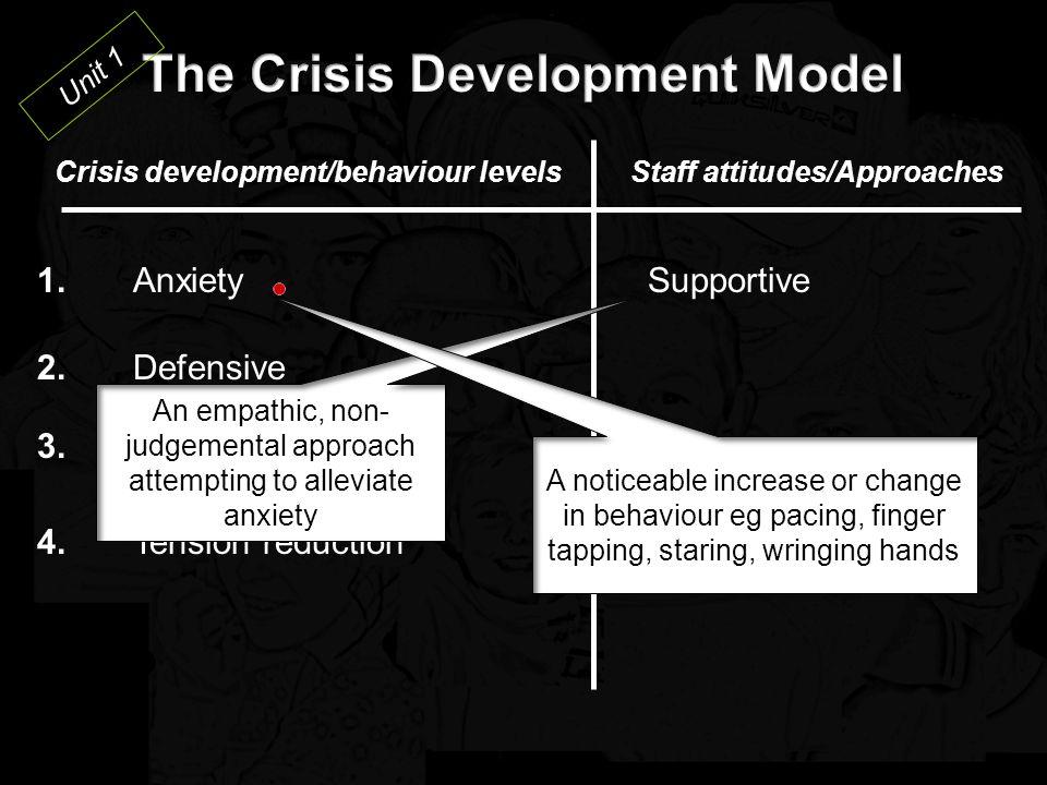 Crisis development model 1