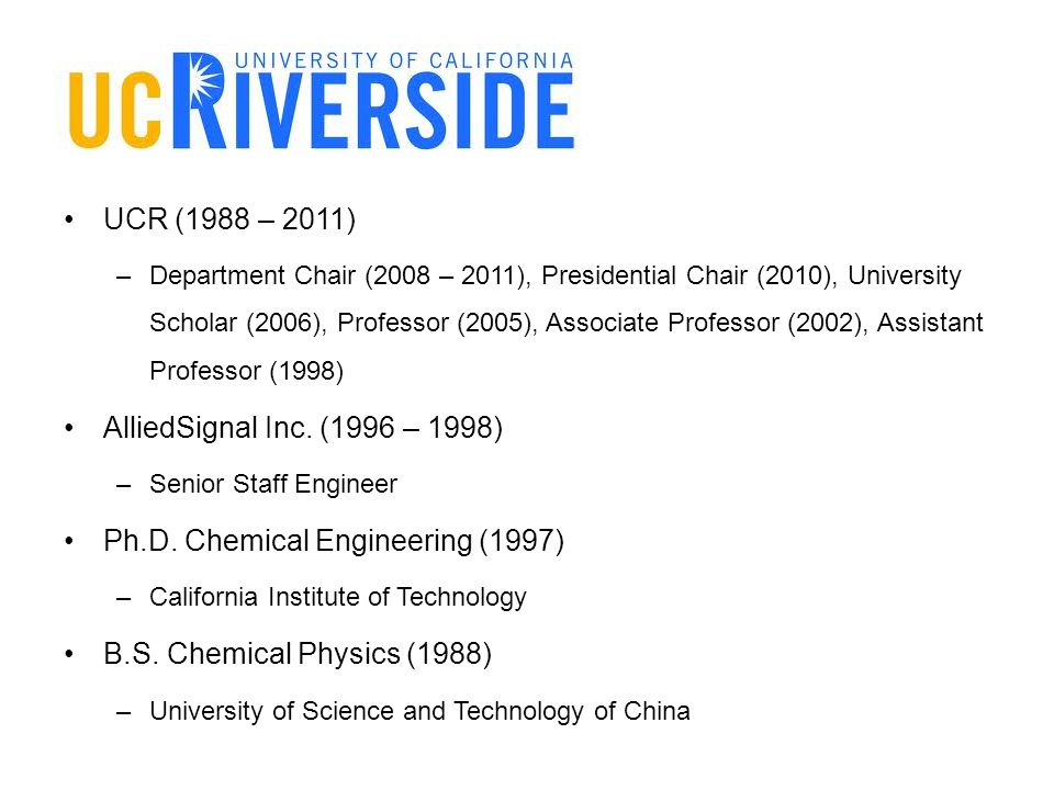 Ph.D. Chemical Engineering (1997)