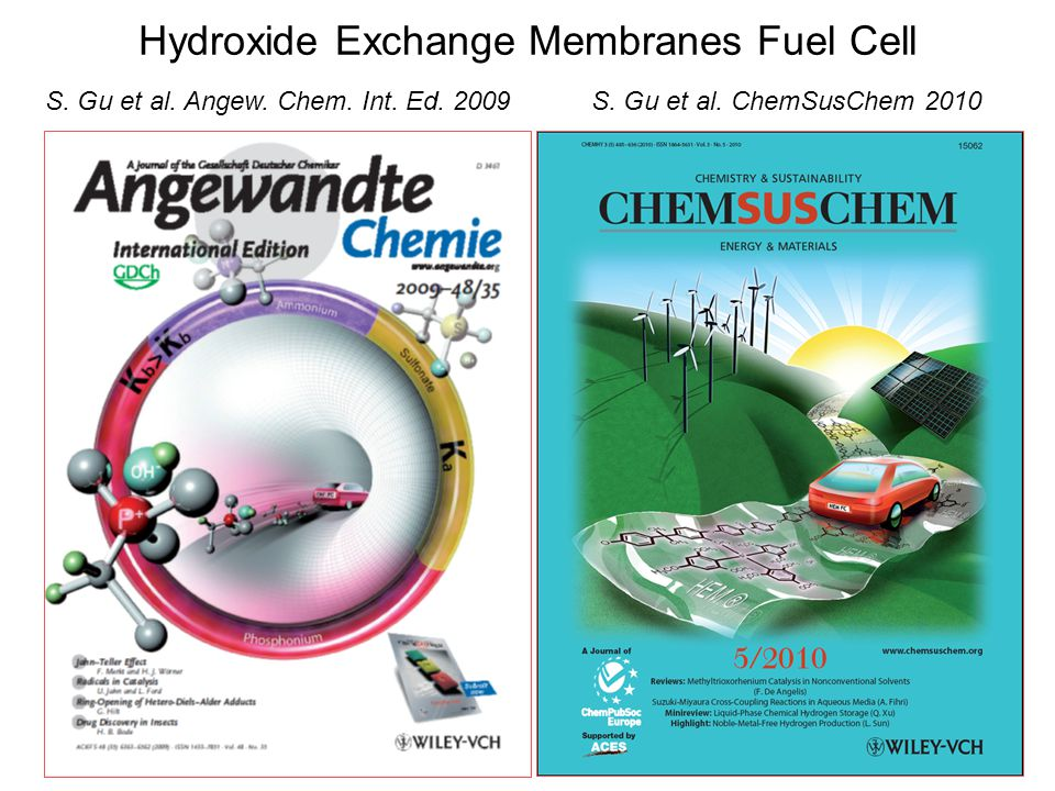 Hydroxide Exchange Membranes Fuel Cell