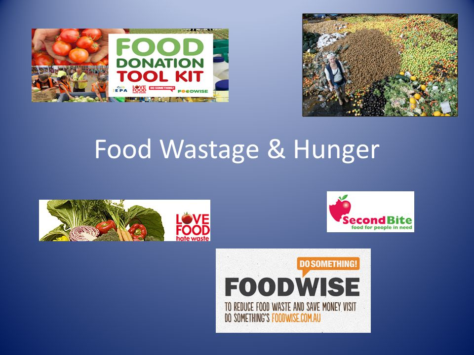 Food Wastage & Hunger http://3things.org.au/blog/story/13878