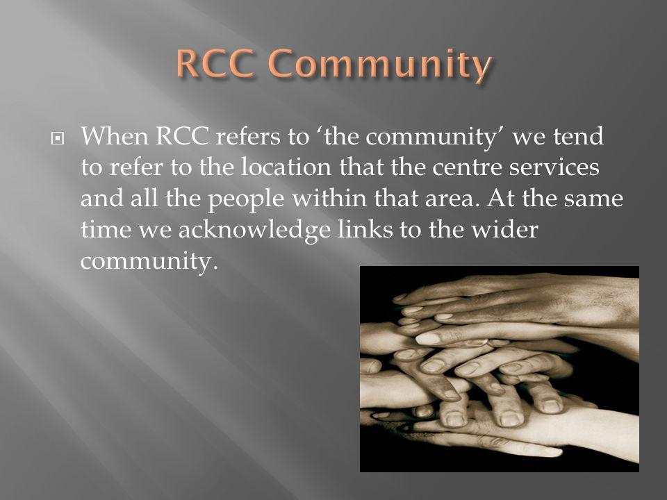 RCC Community