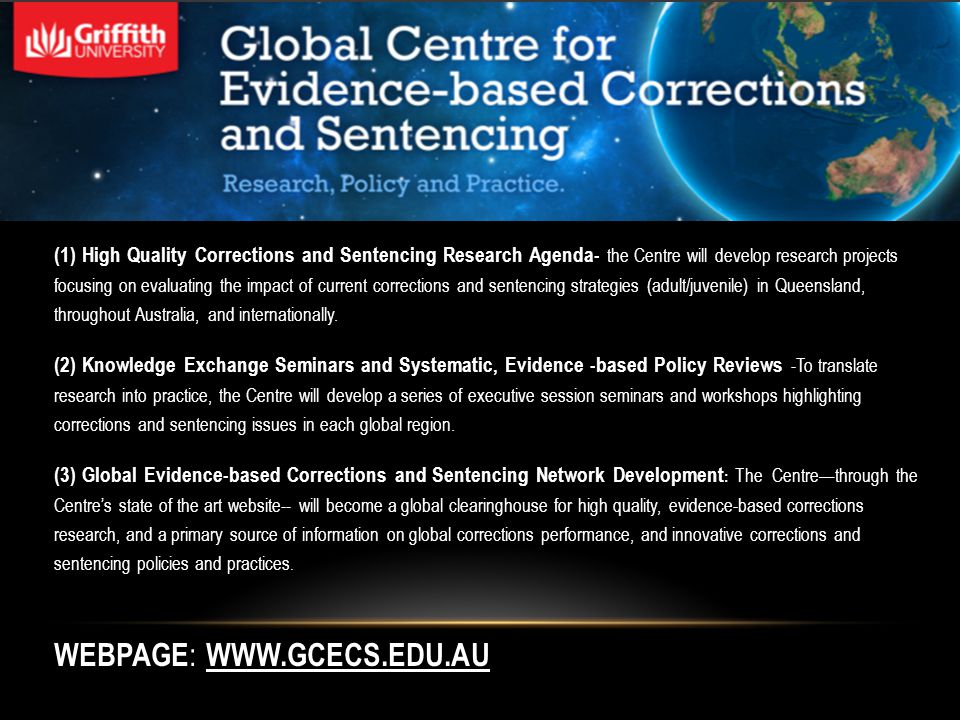 WEBPAGE: WWW.GCECS.EDU.AU
