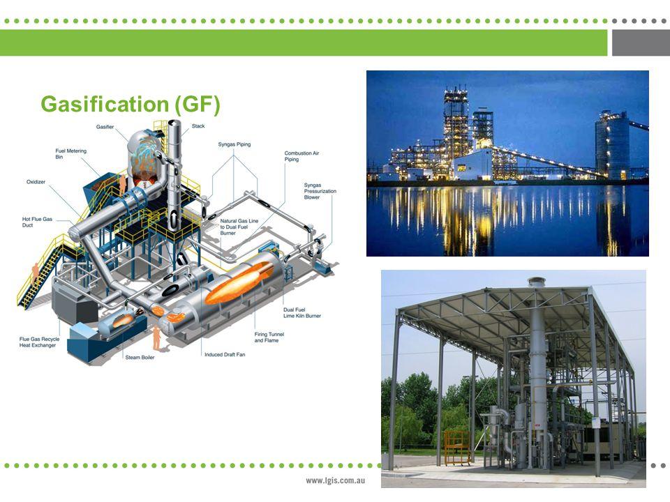 Gasification (GF)