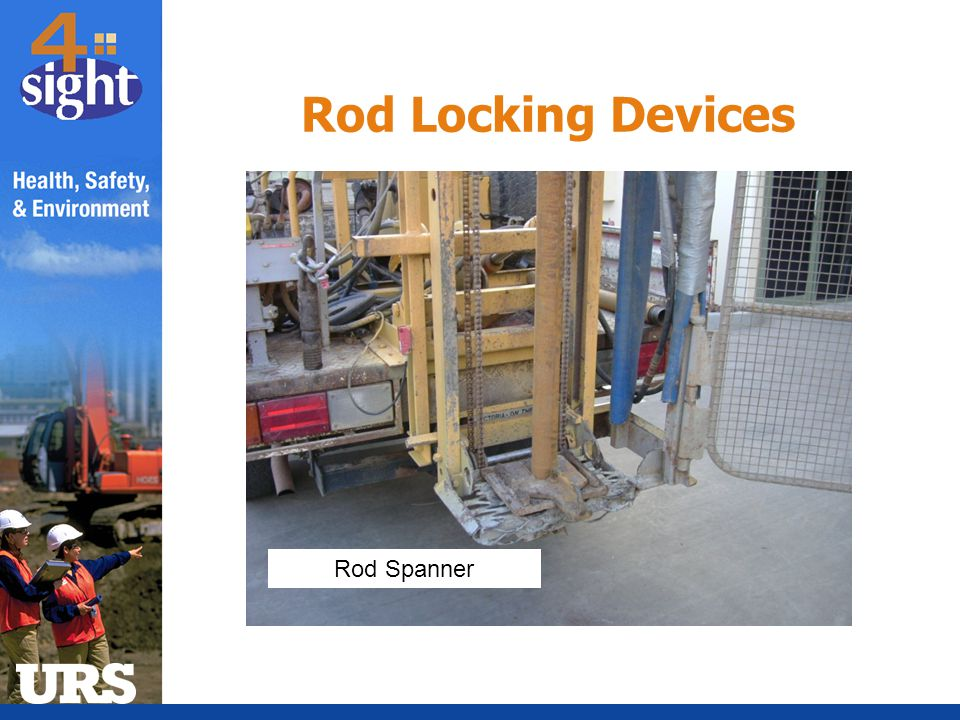 Rod Locking Devices Rod Spanner