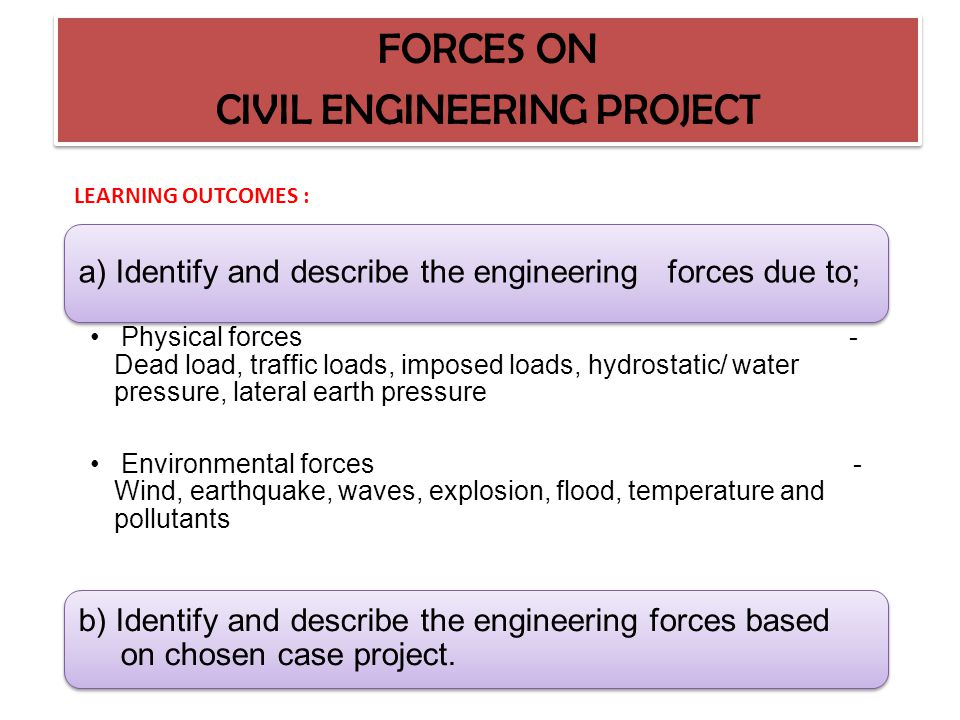 CIVIL ENGINEERING PROJECT