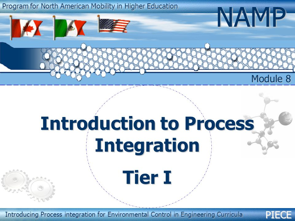 Introduction to Process Integration
