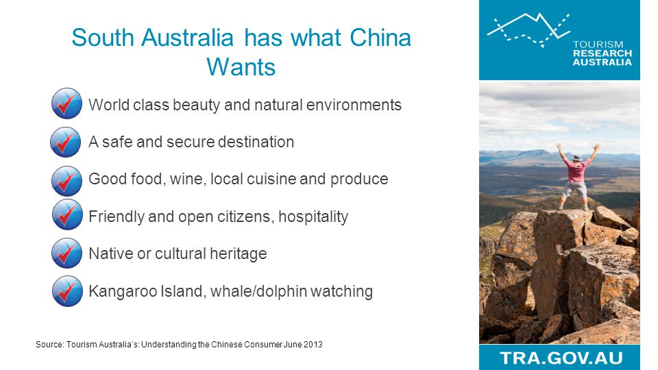 South Australia has what China Wants