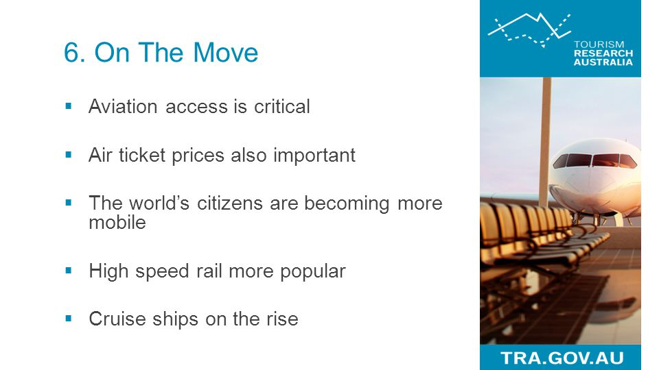 6. On The Move Aviation access is critical