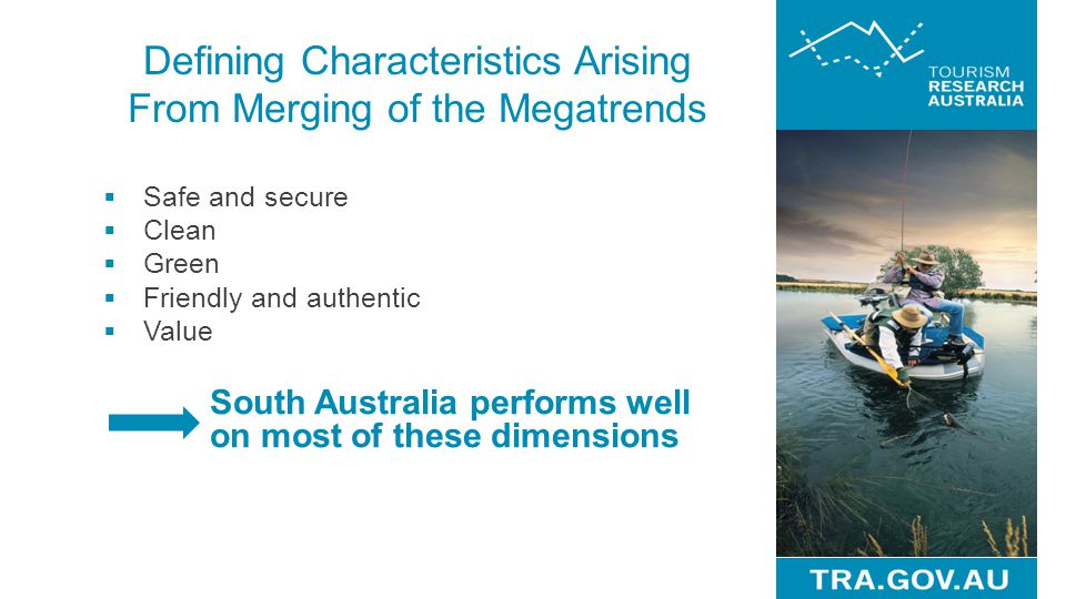 Defining Characteristics Arising From Merging of the Megatrends