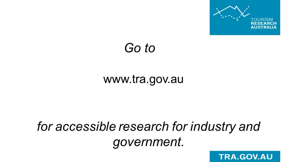for accessible research for industry and government.