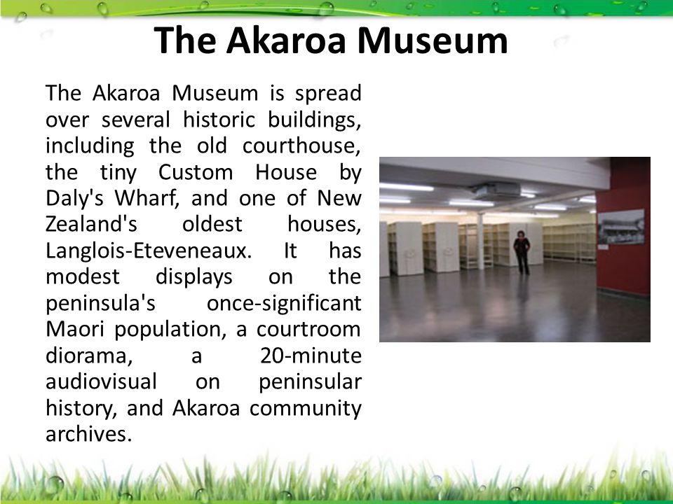 The Akaroa Museum
