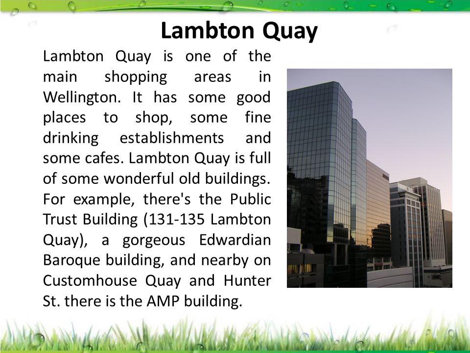 Lambton Quay