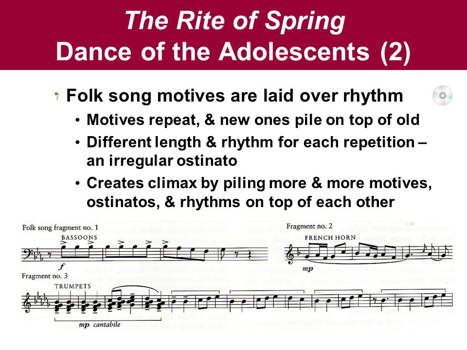 The Rite of Spring Dance of the Adolescents (2)