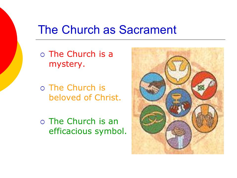 The Church as Sacrament