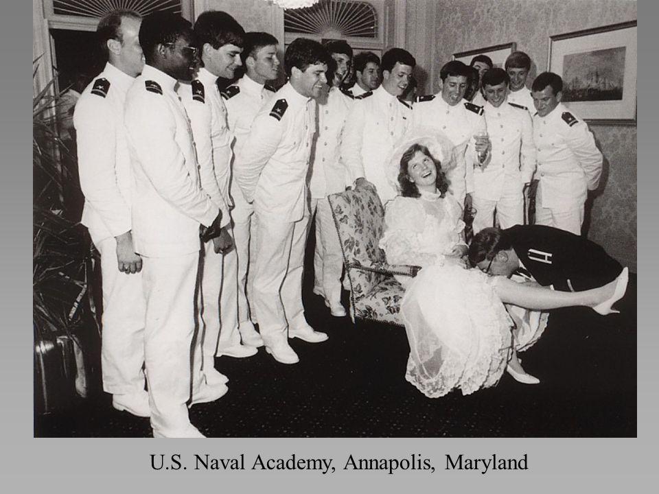 U.S. Naval Academy, Annapolis, Maryland