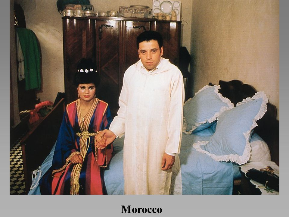 Morocco *Wedding night in Morocco