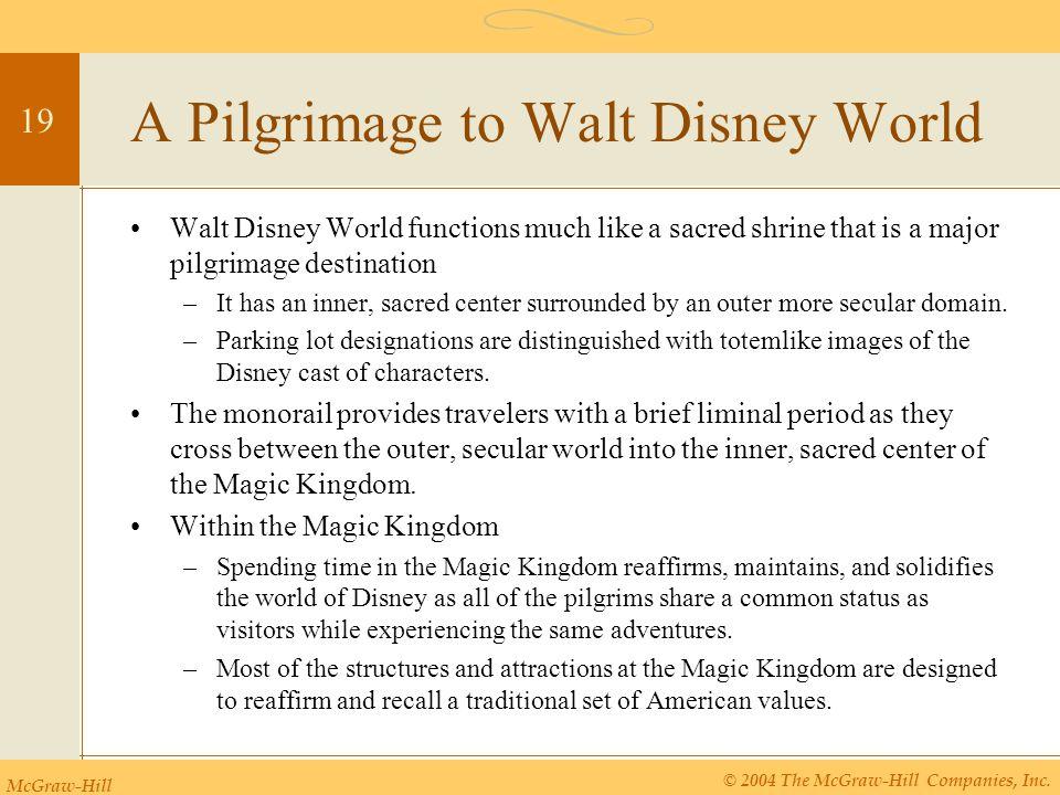 A Pilgrimage to Walt Disney World