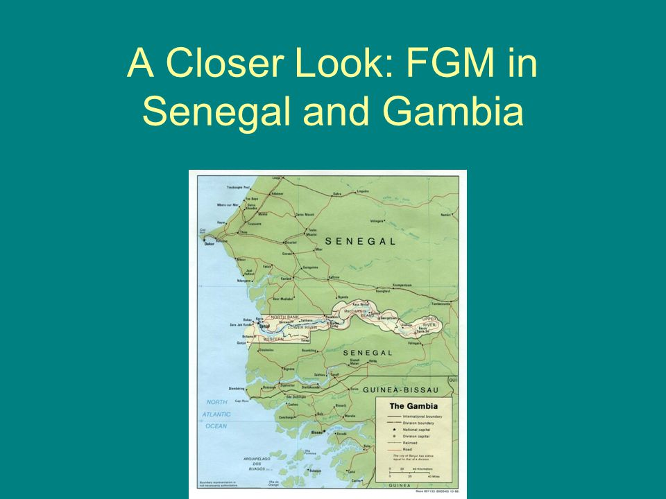 A Closer Look: FGM in Senegal and Gambia