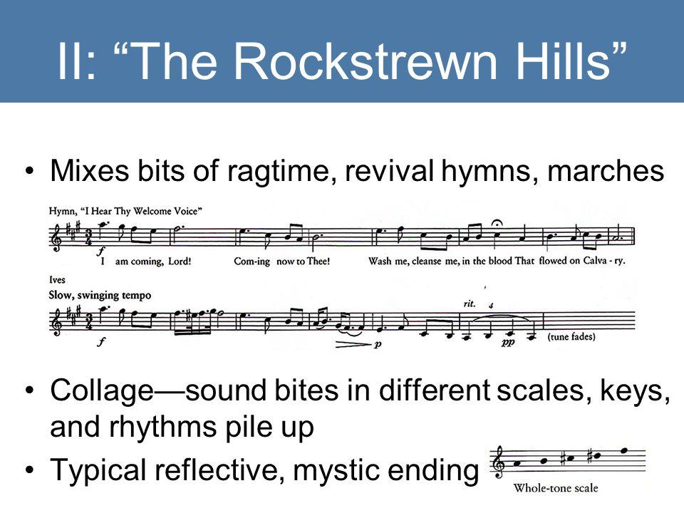 II: The Rockstrewn Hills