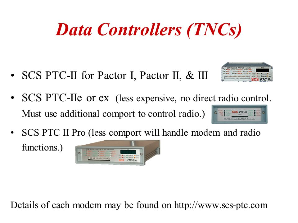Data Controllers (TNCs)